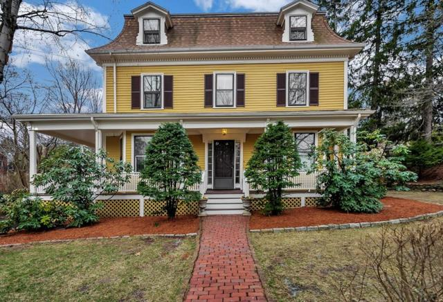 7 Buswell Park #7, Newton, MA 02458 (MLS #72485287) :: Vanguard Realty
