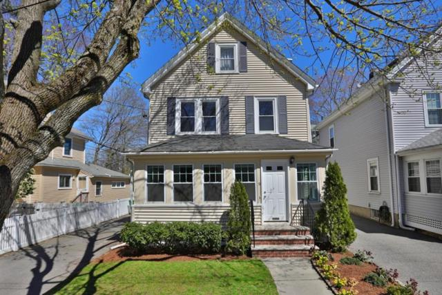 71 Auburndale Ave, Newton, MA 02465 (MLS #72485550) :: Apple Country Team of Keller Williams Realty