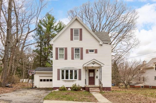 50 Hamilton Ave, Orange, MA 01364 (MLS #72485572) :: Apple Country Team of Keller Williams Realty