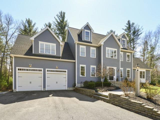 12 Cranberry Lane, Easton, MA 02375 (MLS #72485680) :: Trust Realty One