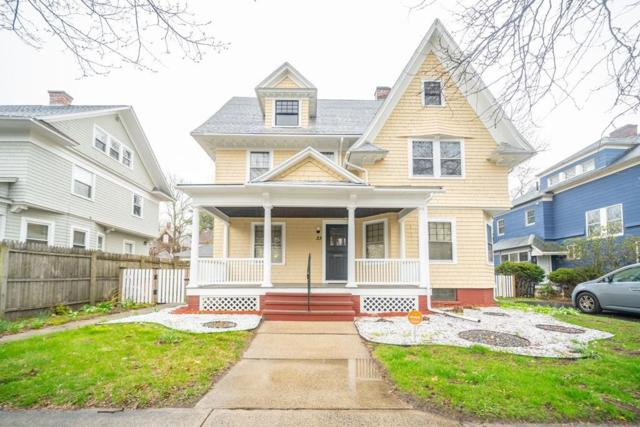 33 Mountainview St, Springfield, MA 01108 (MLS #72485947) :: Vanguard Realty