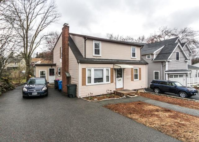 83 Rockridge Road, Waltham, MA 02453 (MLS #72486026) :: Exit Realty