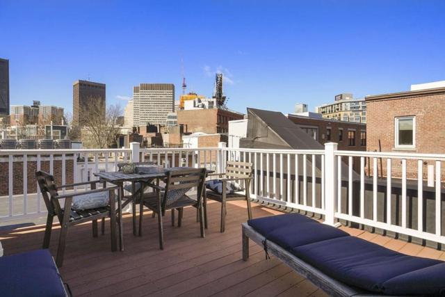 11 Wiget Street #4, Boston, MA 02113 (MLS #72486139) :: Charlesgate Realty Group