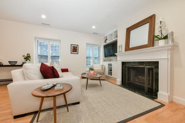 76 Warren Ave #76, Boston, MA 02116 (MLS #72486304) :: The Muncey Group
