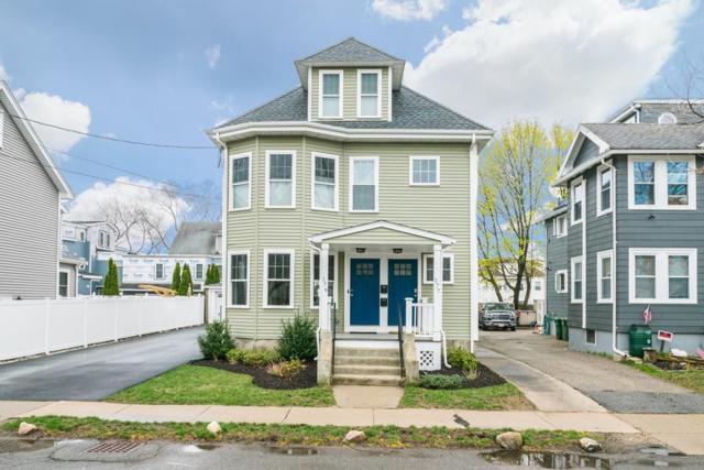 179 Spruce St. #1, Watertown, MA 02472 (MLS #72486345) :: Compass Massachusetts LLC