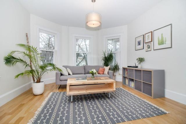 19 Eliot Crescent #1, Brookline, MA 02467 (MLS #72486361) :: The Muncey Group