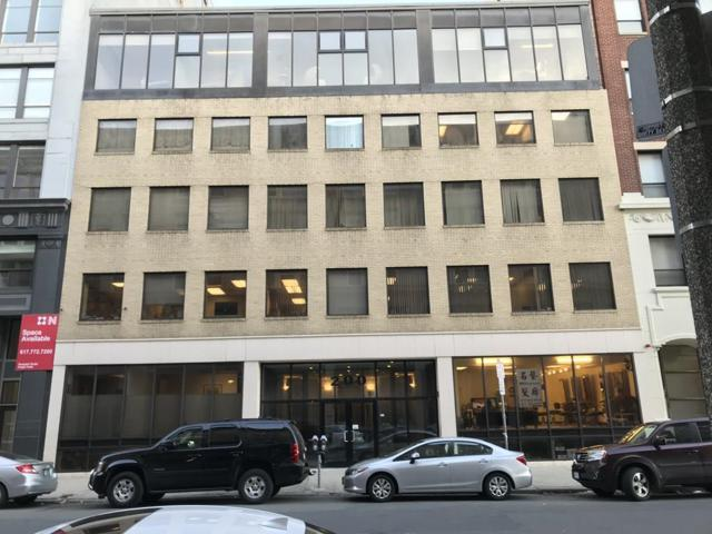 200 Lincoln St #203, Boston, MA 02111 (MLS #72486367) :: DNA Realty Group