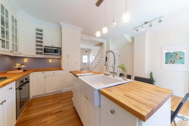 551 Green St #2, Cambridge, MA 02139 (MLS #72486452) :: Westcott Properties