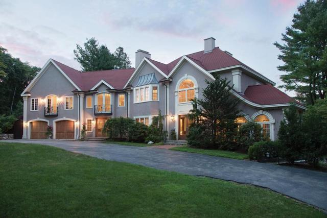 160 Dudley Rd, Newton, MA 02459 (MLS #72486471) :: The Muncey Group