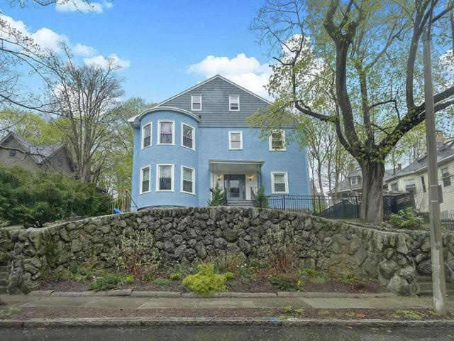 94 Mason Terrace B, Brookline, MA 02446 (MLS #72486474) :: Apple Country Team of Keller Williams Realty