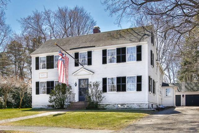 1906 Massachusetts Avenue, Lexington, MA 02420 (MLS #72486539) :: Apple Country Team of Keller Williams Realty
