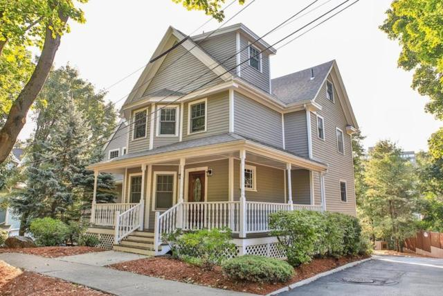 73 Beecher Pl #73, Newton, MA 02459 (MLS #72486573) :: The Muncey Group