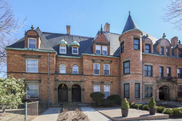 1753 Beacon St #4, Brookline, MA 02445 (MLS #72486580) :: The Muncey Group