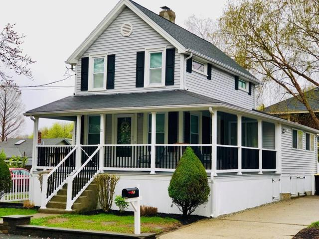 11 Holbrook Rd, Weymouth, MA 02191 (MLS #72486589) :: Trust Realty One