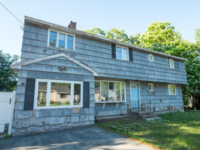 58 Vale St, Tewksbury, MA 01876 (MLS #72486610) :: The Muncey Group