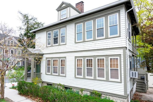 439 Huron Avenue #2, Cambridge, MA 02138 (MLS #72486723) :: Compass Massachusetts LLC