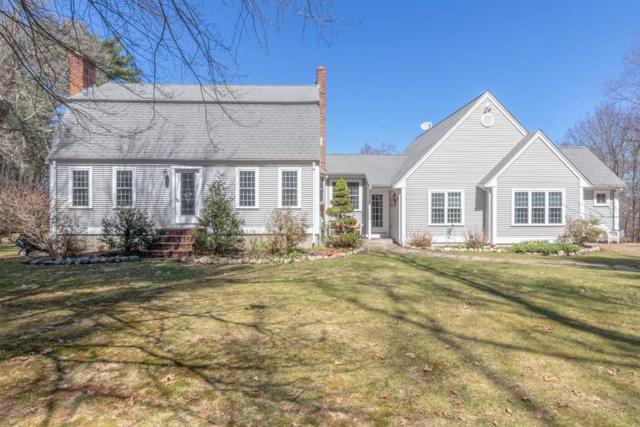 54 Grove St, Plympton, MA 02367 (MLS #72486757) :: Welchman Real Estate Group | Keller Williams Luxury International Division