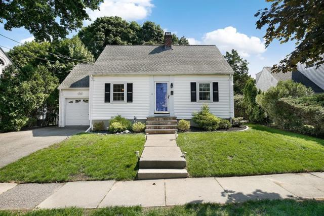 7 Sherman Street, Belmont, MA 02478 (MLS #72486891) :: AdoEma Realty