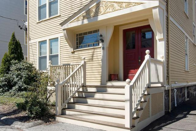 53 Ellery Street #1, Cambridge, MA 02138 (MLS #72486892) :: Vanguard Realty