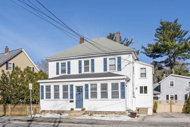 22 Forest Street, Manchester, MA 01944 (MLS #72487089) :: Apple Country Team of Keller Williams Realty