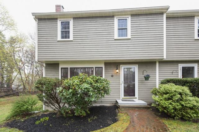 11 Hearthside Ct #11, Scituate, MA 02066 (MLS #72487234) :: Apple Country Team of Keller Williams Realty