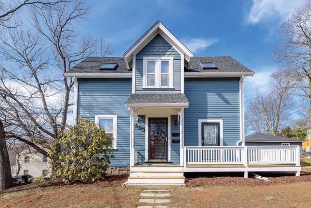 493 Auburn St B, Newton, MA 02466 (MLS #72487300) :: Compass Massachusetts LLC