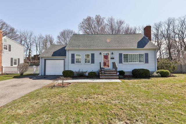 181 Channing Rd, Belmont, MA 02478 (MLS #72487340) :: Apple Country Team of Keller Williams Realty