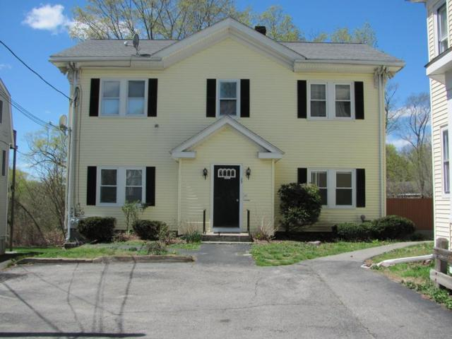 23 Pond St #1, Weymouth, MA 02190 (MLS #72487398) :: Trust Realty One