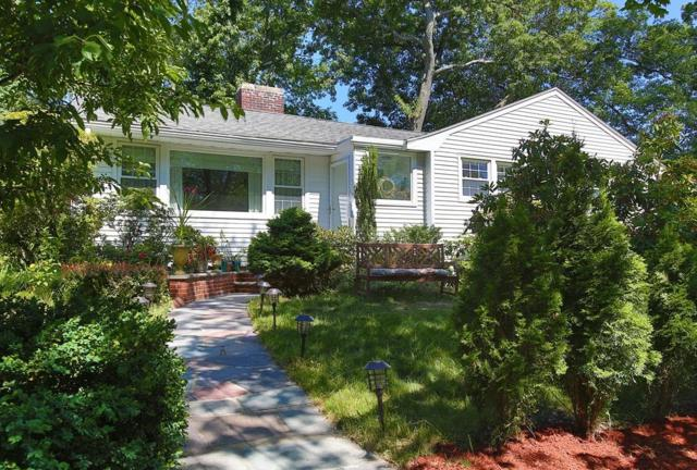 34 Park Dr, Newton, MA 02461 (MLS #72487587) :: Mission Realty Advisors