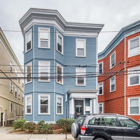 54 Pearl St #2, Cambridge, MA 02139 (MLS #72487700) :: AdoEma Realty