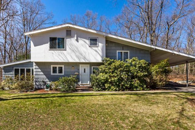 73 Deerfield Rd, Sharon, MA 02067 (MLS #72487805) :: AdoEma Realty