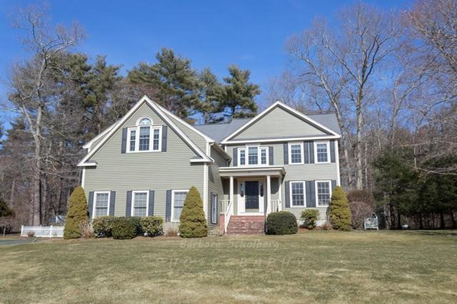 40 Independence Ave, Hanson, MA 02341 (MLS #72487810) :: AdoEma Realty