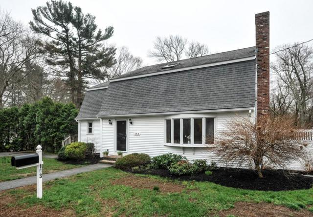 163 Prospect Street, Hingham, MA 02043 (MLS #72488014) :: The Russell Realty Group
