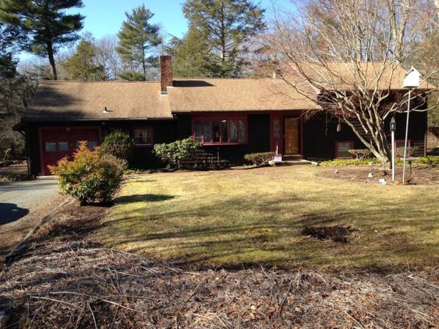 249 Mount Blue St., Norwell, MA 02061 (MLS #72488051) :: Apple Country Team of Keller Williams Realty