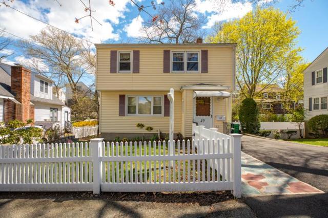 37 Andrews Street, Medford, MA 02155 (MLS #72488352) :: Welchman Real Estate Group | Keller Williams Luxury International Division