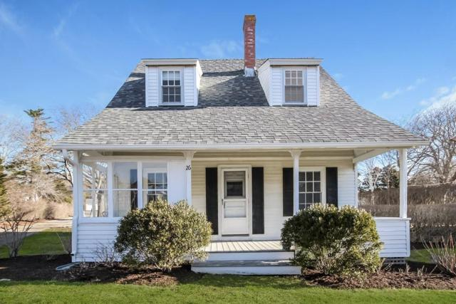 26 Park Place, Barnstable, MA 02647 (MLS #72488659) :: Apple Country Team of Keller Williams Realty