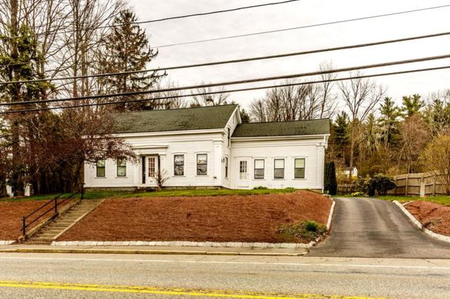 139 Main St, Upton, MA 01568 (MLS #72488684) :: Apple Country Team of Keller Williams Realty