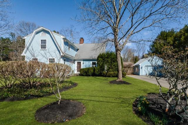 41 Manor Ave, Wellesley, MA 02482 (MLS #72488788) :: Parrott Realty Group