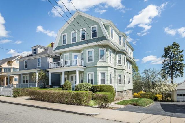 206 Metropolitan Ave, Boston, MA 02131 (MLS #72488833) :: Charlesgate Realty Group