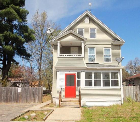 14 Arbutus St, Springfield, MA 01109 (MLS #72488908) :: Compass Massachusetts LLC