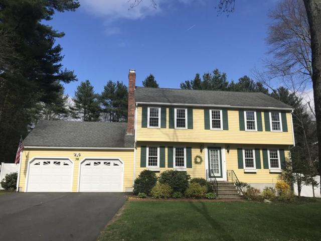36 Bates St, Mendon, MA 01756 (MLS #72489312) :: Apple Country Team of Keller Williams Realty