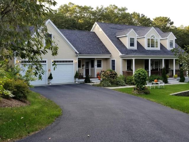 121 Spectacle Pond Dr, Falmouth, MA 02536 (MLS #72489357) :: Trust Realty One