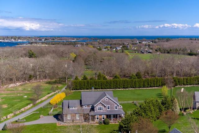 5 Masthead Ln, Dartmouth, MA 02748 (MLS #72489692) :: The Russell Realty Group