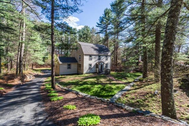 6 Russell Trufant Rd, Carver, MA 02330 (MLS #72490226) :: Trust Realty One