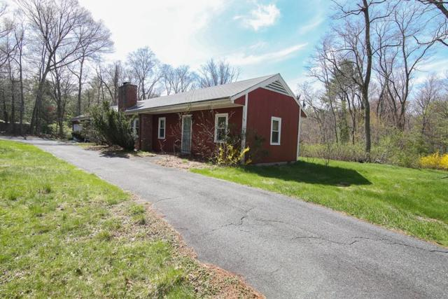 100 Maple St, Sherborn, MA 01770 (MLS #72490817) :: Spectrum Real Estate Consultants