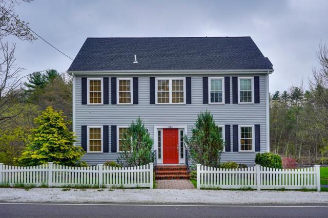 244 Hudson St, Northborough, MA 01532 (MLS #72490884) :: Apple Country Team of Keller Williams Realty