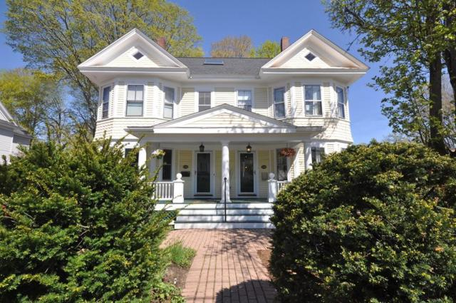 1336 Main St #1336, Concord, MA 01742 (MLS #72490925) :: Apple Country Team of Keller Williams Realty