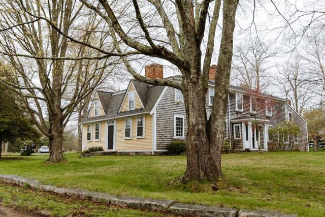 111 County, Plympton, MA 02367 (MLS #72490949) :: Primary National Residential Brokerage