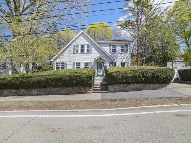 463 Boylston Street, Newton, MA 02459 (MLS #72491358) :: Apple Country Team of Keller Williams Realty