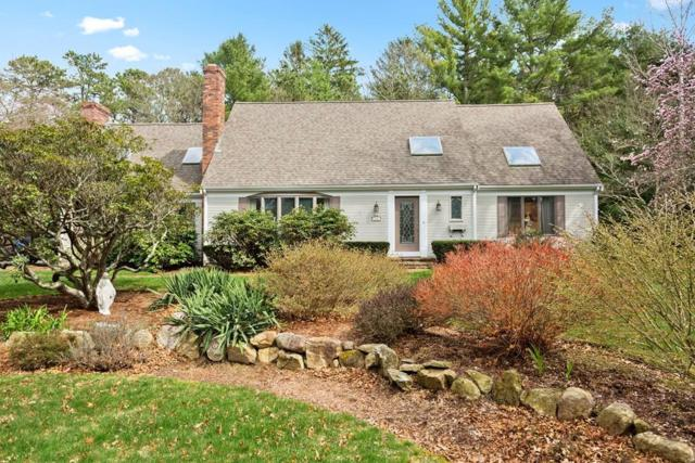 14 Nelson Lane, Barnstable, MA 02648 (MLS #72491382) :: Apple Country Team of Keller Williams Realty